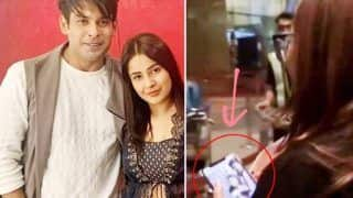 Shehnaaz Gill के फोन वॉलपेपर पर दिखी Sidharth Shukla की फोटो, फैन्स ने कहा 'आखिर प्यार हो गया'
