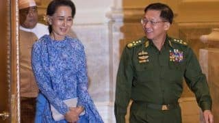 Coup Was Inevitable: Myanmar Army Chief Gen Min Aung Hlaing Opens up About Suu Kyi's Ousting