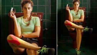 Looop Lapeta: Taapsee Pannu Introduces Her Character Savi Who Ends Up On 'Crazy Ride'