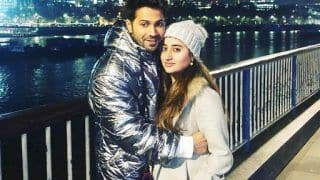Varun Dhawan-Natasha Dalal's Romantic Picture Proves 'Everyday Everywhere' is Valentine's Day