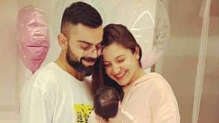 Virat Kohli-Anushka Sharma Have Named Their Daughter Vamika as The Actor Shares Picture on Instagram