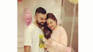 Anushka Sharma Shares Daughter's First Glimpse, Reveals Name 'Vamika', Fans Flood Twitter with Wishes, Memes