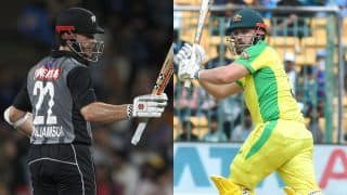 Watch Live Streaming Cricket New Zealand vs Australia 1st T20I: Where to Watch NZ vs AUS Stream Live Cricket Online And on TV