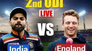 Match Highlights IND vs ENG 2nd ODI Updates: Ton-up Bairstow, Stokes Power England to 6-Wicket Win Over India