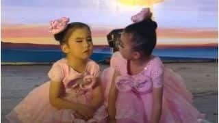 Viral Video: Little Girl Sleeping on Stage During Dance Performance Is A Whole Mood   Watch