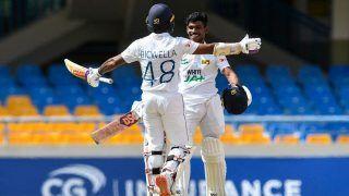 West Indies vs Sri Lanka, 1st Test: Nissanka Ton Helps SL Turn Tables on WI on Day 4