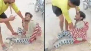 Man Beaten & Forced to Chant Slogans For Alleged Theft, Attacker Arrested After Video Goes Viral