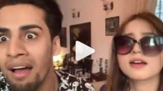 'Pawri Girl' & 'Maaro Mujhe Maaro' Guy Collaborate to Create Meme Crossover Video, The Result is Hilarious   Watch