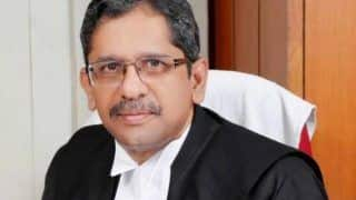 Chief Justice of India SA Bobde Recommends Justice NV Ramana As His Successor