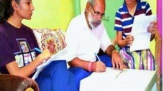 Encouraged By Daughters, 62-Year-Old BJP MLA Pursues Graduation