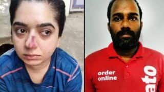 Zomato Delivery Man Accused Of Punching Customer Has 4.75 Rating After 5000 Deliveries, Company Says