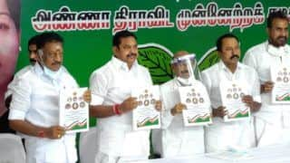 Tamil Nadu Assembly Polls 2021: AIADMK Promises 6 Free LPG Cylinders, Govt Job to 1 Family Member