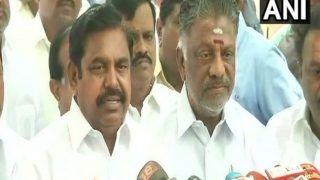 Tamil Nadu Assembly Elections: AIADMK की पहली लिस्ट जारी, सीएम ईके पलानीस्वामी और डिप्टी सीएम के नाम शामिल