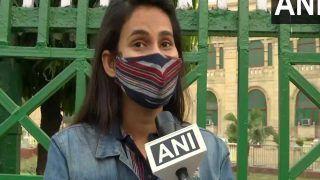 BJP MP के बेटे आयुष ने हनी ट्रैप का आरोप लगाया तो अंकिता ने कहा- उसने मुझ पर शादी का दबाव डाला, परिवार समेत मुझे खत्म की धमकी दी