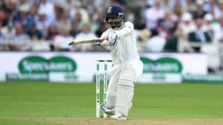 टेस्ट उप कप्तान के कोच ने कहा-  रहाणे के अहम योगदान की तरफ नहीं गया किसी का ध्यान