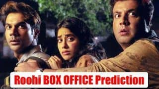 Roohi Box Office Prediction: Janhvi Kapoor, Rajkummar Starrer Expects To Mint Rs 1.5 Crore on Its Opening Day