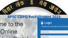 BPSC CDPO Recruitment 2021: BPSC में इन पदों पर निकली वैकेंसी, आज से आवेदन प्रक्रिया शुरू, 1.6 लाख तक मिलेगी सैलरी