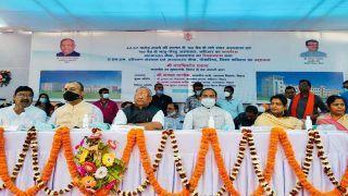 बिहार सरकार के कार्यक्रम से सीएम नीतीश की तस्वीर गायब, बैनर में दिखे भाजपा कोटे के मंत्रियों के फोटो