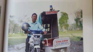 Bike Ambulance Dada: Karimul Hak's Inspiring Story a Must Read When You Think Obstacles Are Getting Better of You