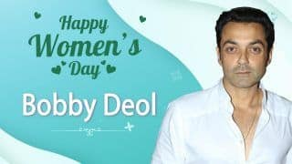 Women's Day Special: Bobby Deol On How His Wife & Mother Are The Pillars Of His Success