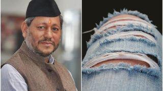 Women Wearing Ripped Jeans Destroy Culture, Says Uttarakhand CM Tirath Singh Rawat; Twitterati Outraged