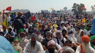 Farmer Union Announces March To Parliament in May To Intensify Anti-Farm Law Agitation