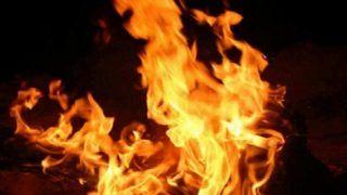 Delhi: साउथ दिल्ली के एक घर में लगी आग, फायर ब्रिगेड ने पांच लोगों को सुरक्षित निकाला