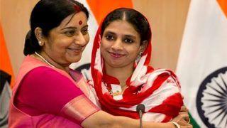 पाकिस्तान से भारत लौटी गीता को आखिर महाराष्ट्र में मिली उसकी असली मां