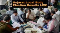 Gujarat Local Body Election Results LIVE: Counting of Votes Underway