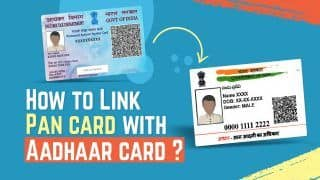 Explained: How to Link Pan Card With Aadhaar Card? | Step by Step Video Tutorial