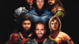 ये है ICC की Justice League; केन विलियमसन बने Superman, इस अवतार में दिखे विराट कोहली