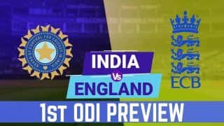 1st ODI Match Preview: After Clinching Test And T20I Series, India Turn Their Focus on ODIs