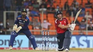 IND vs ENG Dream11 Team Predictions, Fantasy Cricket Tips India vs England 2nd T20I: Captain, Vice-Captain, Probable XIs For Today's England Tour of India T20I at Narendra Modi Stadium, Ahmedabad 7 PM IST March 14 Sunday