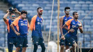 Live Cricket Score IND vs ENG 1st ODI Pune Today's Match: Virat Kohli's India Aim to Continue Winning Momentum Against England