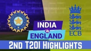 IND vs ENG, 2nd T20I Highlights: Kohli, Kishan Help India Draw Level