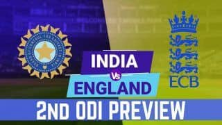 2nd ODI India vs England: Dominant India Look to Seal Series Against Clueless England, Eye All-Format 'Hat-Trick'