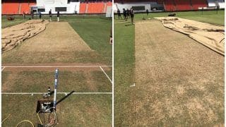 FIRST LOOK | 4th Test Pitch - Batting Beauty or Rank Turner?
