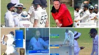 Excessive Pitch Talk to Stokes Abusing Siraj, Controversies That SPICED up IND-ENG Test Series