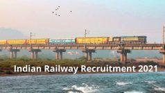 Indian Railway Recruitment 2021: रेलवे में इन 2532 पदों पर आवेदन करने की कल है आखिरी डेट, 10वीं, 12वीं पास इस Direct Link से करें अप्लाई