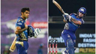 Mumbai Indians May Not Retain Ishan Kishan, Suryakumar Yadav in IPL 2022, Here's Why