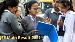JEE Main Result 2021: 13 Students Score Perfect 100 in March; Here Are The Toppers
