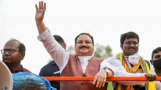 JP Nadda Asks Public to Make Way For Ambulance During Roadshow In West Bengal   Watch