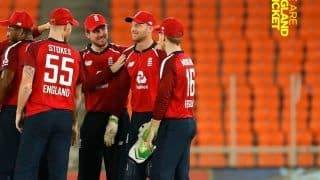 3rd T20I Report: Buttler, Wood Star as England Beat India to Take 2-1 Lead