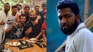 KL Rahul टीम इंडिया की ग्रुप फोटो में बेबी सिटिंग करते आए नजर, Wasim Jaffer ने टिम पेन को यूं किया ट्रोल