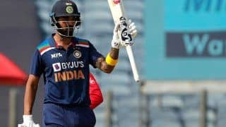 KL Rahul Hits Back at Critics With 5th ODI Century During India vs England 2nd ODI in Pune, Twitter Bows Down to India Wicketkeeper-Batsman