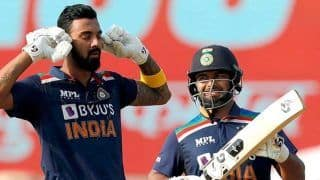 'Shut Out Noise: KL Rahul Explains His Unique Century Celebration vs England in 2nd ODI