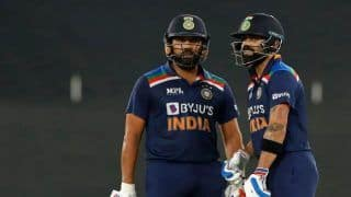 India vs england it is too early to tell kl rahul out for t20 world cup says rohit sharma 4508401