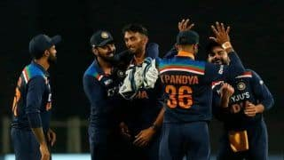 When we picked you in 2018 i had no doubt that you will represent the country dinesh karthik on prasidh krishnas debut 4514400