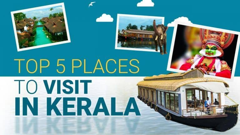 Top 5 places to visit in Kerala: God   s own country | Watch Video