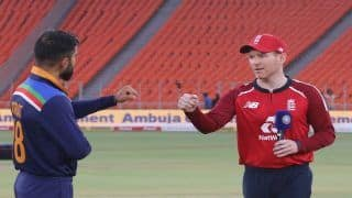 Virat Kohli Goofs-up at Toss Ahead of 3rd T20I, Mistakenly Says 'India 2-1 Up' Against England